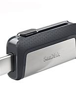 abordables -SanDisk 64Go clé USB disque usb Type-C USB 3.1 Plastique Anti-Choc SDDDC2