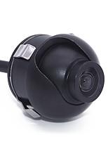 baratos -360DK Nenhuma tela (saída pela APP) N/A 420 TVL CCD Com Fio 360° Camêra Traseira Impermeável para Carro