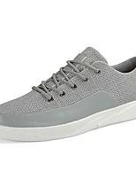 cheap -Men's Shoes Rubber Spring / Summer Comfort Sneakers Black / Beige / Gray
