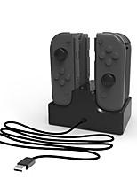 Недорогие -iPEGA Switch Проводное Зарядное устройство Назначение Nintendo Переключатель,ABS Зарядное устройство Портативные USB 2.0