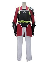 cheap -Inspired by Sword Art Online Cosplay Anime Cosplay Costumes Cosplay Suits Other Short Sleeves Coat Top Pants Gloves More Accessories