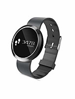 economico -Elettrico Smart Fitness Tracker Promemoria sedentario Bluetooth Android 4.0 iOS No Slot Sim Card