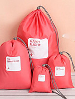 cheap -Women's Bags PVC Bag Set Hollow-out for Casual Blushing Pink / Yellow / Coffee