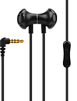 cheap -N82 In Ear Audio IN Headphones Dynamic Aluminum Alloy Sport & Fitness Earphone Magnet Attraction / with Microphone Headset