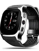 cheap -Smartwatch Touch Screen Water Resistant / Water Proof Pedometers Distance Tracking Anti-lost Camera Control Message Control Information