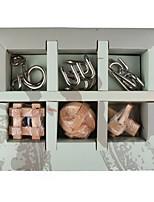 cheap -Interlocking Blocks Toys Office Desk Toys irregular Fashion 1pcs Pieces All Gift