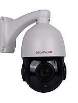 Недорогие -SecuPlug+ SP-HD54F-DM550AP 5.0 MP IP Camera на открытом воздухе with Увеличение 0GB