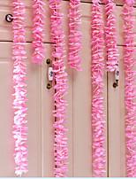 baratos -Flores artificiais 1 Ramo Luxo / Casamento Orquideas Guirlandas & Flor de Parede