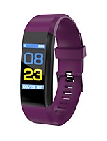 cheap -Bracelet Smart Watch Smart Bracelet Calories Burned Pedometers APP Control Blood Pressure Measurement Generic Pulse Tracker Pedometer