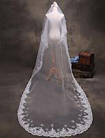 preiswerte -Einschichtig Blumen Stil Netz Wandelbare Kleider Normallänge Brautkleidung Euramerican Hochzeit Akzent dekorativen Kopfbedeckungen