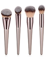 cheap -4-Pack Professional Makeup Brushes Makeup Brush Set / Blush Brush / Eyeshadow Brush Nylon / Synthetic Hair Eco-friendly / Professional /