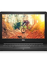 abordables -DELL Ordinateur Portable carnet Inspiron 14-3467-5528B 14inch LED Intel i5 I5-7200U 4Go DDR4 500 GB 2GB Windows 10