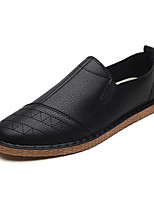 abordables -Homme Chaussures Tulle / Similicuir Automne / Hiver Confort Basket Marche Blanc / Noir / Rouge