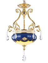 Недорогие -ZHISHU Свеча-стиль Люстры и лампы Потолочный светильник - Мини, 110-120Вольт / 220-240Вольт Светодиодный источник света в комплекте