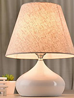 cheap -Traditional/Classic Decorative Table Lamp For Ceramic White Black