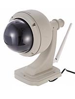 Недорогие -wanscam® водонепроницаемая 720p 1.0mp ptz беспроводная ip-камера (15-метровое ночное видение / будильник / p2p / поддержка 128gb tf-карты)