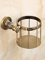 cheap -Toilet Paper Holder Multifunction Antique Brass 1pc - Hotel bath Wall Mounted