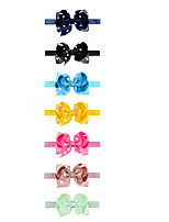 cheap -Headbands Hair Accessories Grosgrain Wigs Accessories Kid's 7pcs pcs 4-8inch cm Party Daily Boutique Stylish For Children