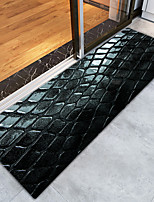 cheap -Doormats / Area Rugs / Bath Mats Classic / Country Flannelette, Rectangle Superior Quality Rug