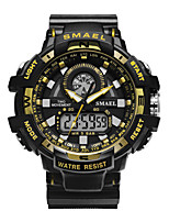 cheap -Men's Digital Military Watch Japanese Calendar / date / day / Chronograph / Water Resistant / Water Proof / Large Dial / Cool / Shock