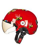 cheap -AS-108ME Half Helmet Kids Kid's Motorcycle Helmet  Breathable