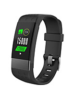 cheap -Smartwatch STi7 for Android 4.3 and above / iOS 7 and above Heart Rate Monitor / Blood Pressure Measurement / Pedometers / Calories Burned / Long Standby Pedometer / Call Reminder / Activity Tracker