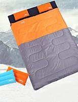 cheap -DesertFox® Sleeping Bag Outdoor +5~+15°C Double Wide Bag Moisture Lightweight for Spring / Fall