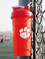 abordables -Drinkware Plastique Shaker Bottle Athermiques 1pcs