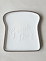 cheap -1 pc Porcelain Creative Dinner Plate, Dinnerware