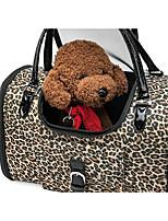 Недорогие -Собаки / Коты Астронавт Капсула Carrier Животные Корпусы Компактность / Складной / Путешествия Леопард Цвет-леопард