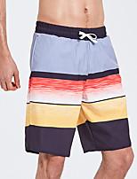 abordables -SBART Homme Shorts de Surf Etanche, Séchage rapide, Vestimentaire Polyester / Spandex Tenues de plage Bas Surf / Plage