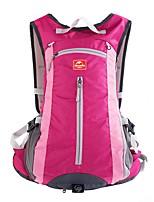 cheap -15L Daypack - Lightweight, Rain-Proof, Breathability Hiking, Camping, Running Nylon Fuchsia, Sky Blue, Dark Navy