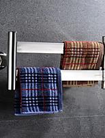 abordables -Set d'Accessoires de Salle de Bain / Barre porte-serviette / Gadget de Salle de Bain Design nouveau / Multicouche / Créatif Moderne /