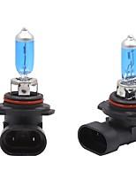cheap -2pcs 9005 / 9006 Car Light Bulbs 100W 1 LED Fog Light / Daytime Running Light / Exterior Lights For universal All years