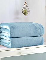 baratos -Velocino de Coral, Impressão Reactiva Sólido Poliéster cobertores