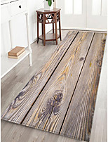 cheap -Doormats / Area Rugs Casual / Country Flannelette, Rectangle Superior Quality Rug / Non Skid