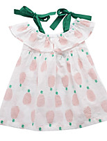 cheap -Toddler Girls' Fruit Sleeveless Dress