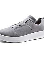 economico -Per uomo Scarpe PU (Poliuretano) Autunno Suole leggere Sneakers Nero / Grigio / Cachi