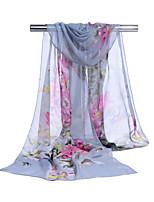 cheap -Women's Cute / Basic Rectangle - Floral Mesh