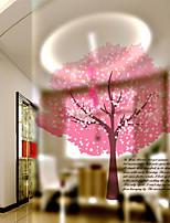 economico -Pellicola per finestre e adesivi Decorazione Matte / Moderno Fantasia floreale PVC Adesivo per finestre / Opaco