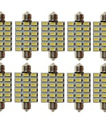 cheap -SENCART T10 Car Light Bulbs 9W SMD 5730 540lm 18 LED Light Bulbs Interior Lights For universal All years