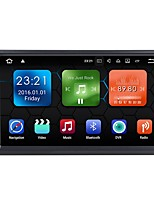 cheap -Factory OEM 7 inch 2 DIN Android 7.1 Built-in Bluetooth / GPS / RDS for universal / Universal Support / Steering Wheel Control / WiFi