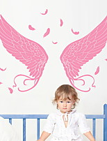 cheap -Decorative Wall Stickers - Plane Wall Stickers Abstract / Fairies Living Room