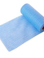 cheap -Kitchen Cleaning Supplies Non-woven Fabrics Cleaning Brush Paper 1pc