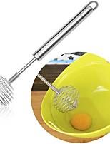 Недорогие -Кухонные принадлежности Нержавеющая сталь Главная Кухня инструмент Венчик Для Egg / Для мороженого 1шт