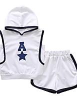 cheap -Toddler Boys' Print Sleeveless Clothing Set