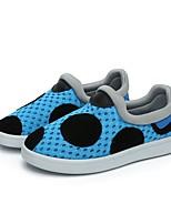 preiswerte -Mädchen Jungen Schuhe Tüll Frühling Sommer Komfort Loafers & Slip-Ons für Kinder Draussen Schwarz Pfirsich Blau