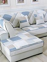 baratos -almofada do sofá Geométrica Estampado Algodão / Poliéster Capas de Sofa