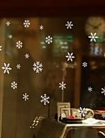 economico -Pellicola per finestre e adesivi Decorazione Semplice Floreale PVC Adesivo per finestre