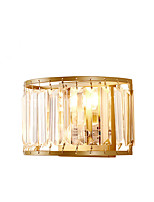 cheap -ZHISHU Crystal / Mini Style Tiffany / Rustic / Lodge Wall Lamps & Sconces Living Room / Bedroom / Dining Room Metal Wall Light 110-120V /